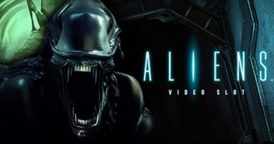 aliens video slot