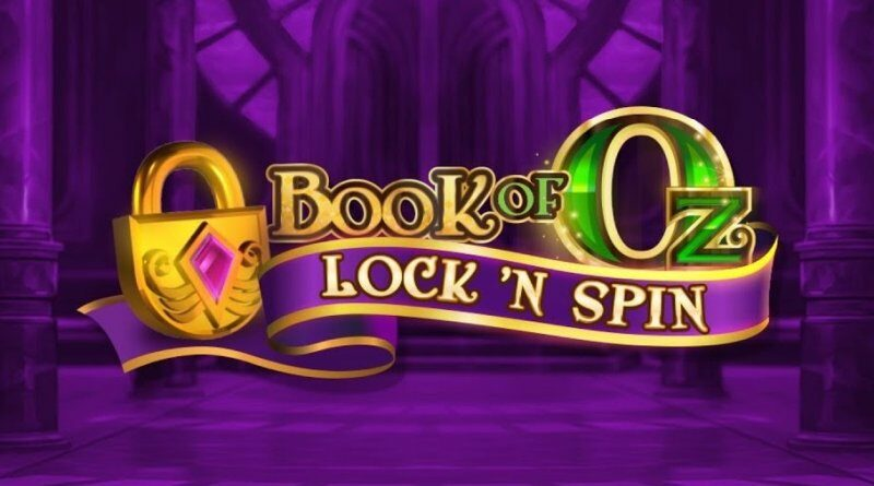 Book of Oz Lock N Spin gokkast