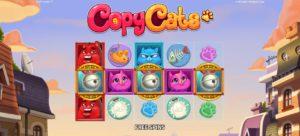 Copy Cats gokkast bonus