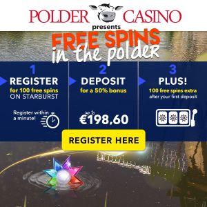 Free Spins bij Polder Casino