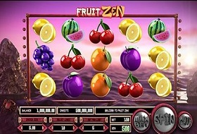 Fruit Zen video slot Betsoft