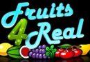Gratis credits Fruits4Real
