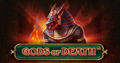 Gods of Death gokkast Stakelogic