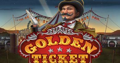 golden ticket play'n go