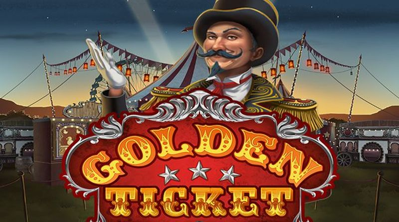 golden ticket play'n go