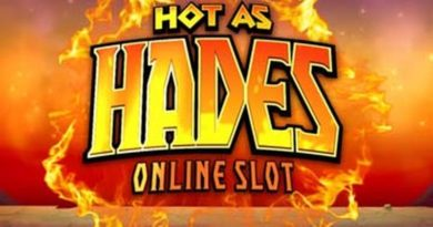 Hot as Hades videoslot
