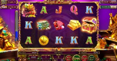 Reels of Wealth gokkast Betsoft