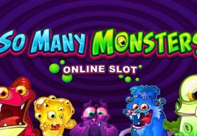 So Many Monsters videoslot