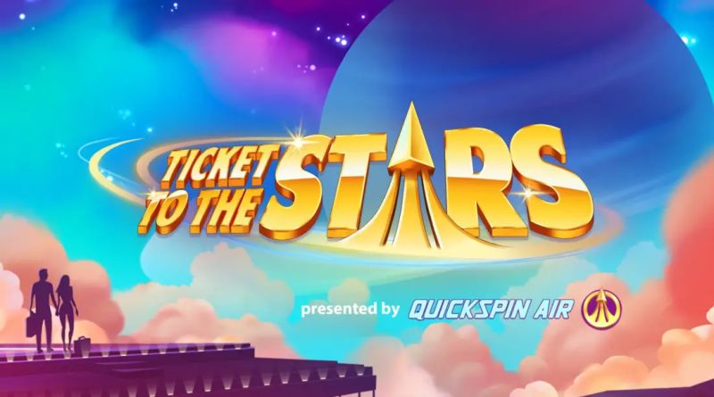 Ticket to the Stars gokkast