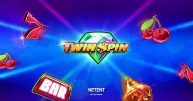 Twin Spin gokkast NetEnt