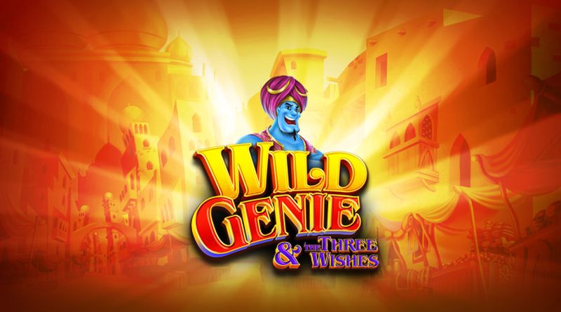 Wild Genie & the 3 wishes