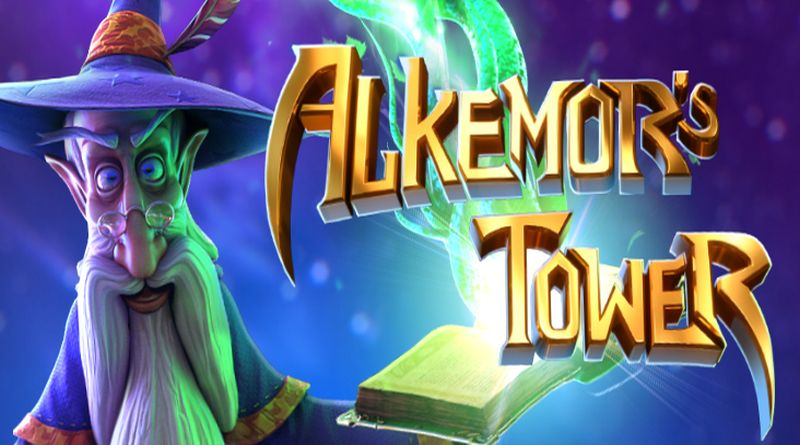alkemors tower gokkast Betsoft