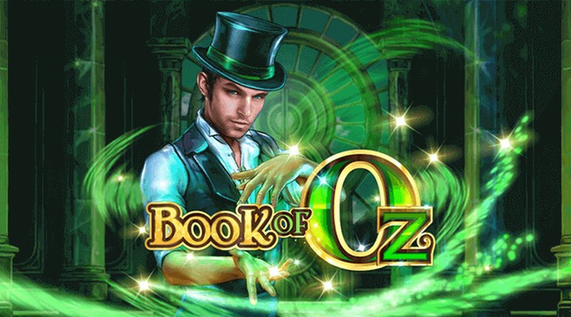 Book of Oz Lock N Spin Microgaming