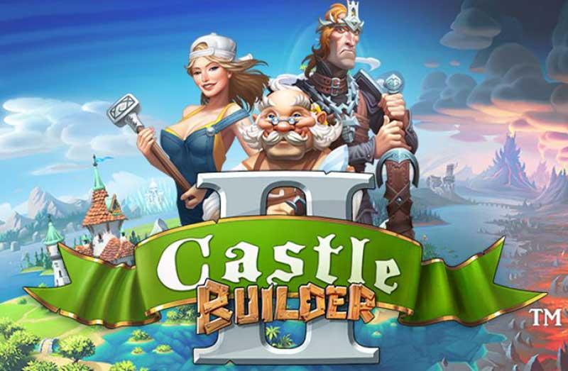 Castle Builder gokkast Microgaming