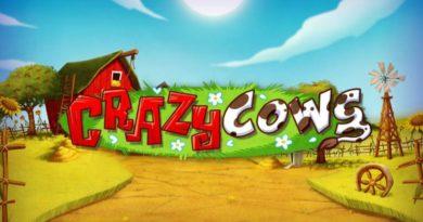 Crazy Cows gokkast NetEnt