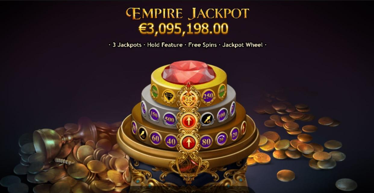 Empire Fortune Jackpot