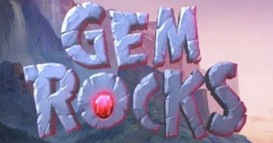 Gem Rocks gokkast