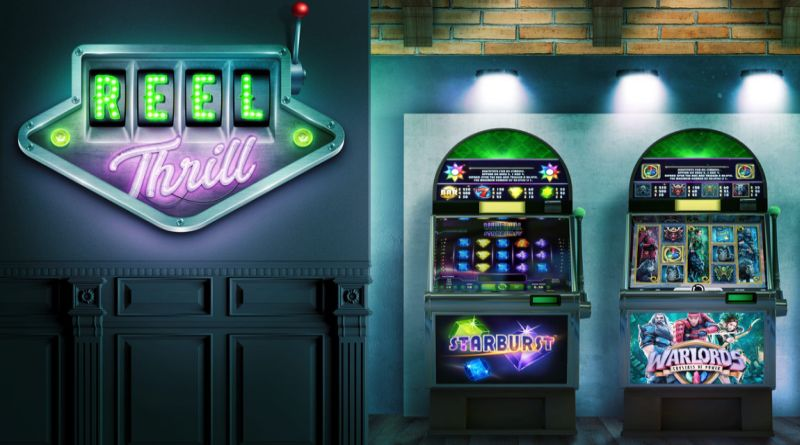 gokkasten toernooi Reel Thrill