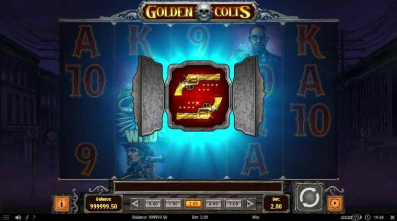 Golden Colts gokkast