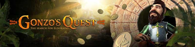 NetEnt gokkasten: Gonzo's  Quest