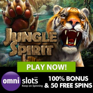 jungle spirit omnislots