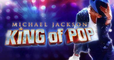 michael jackson king of pop gokkast