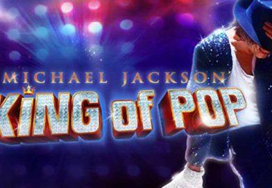 michael jackson king of pop gokkast