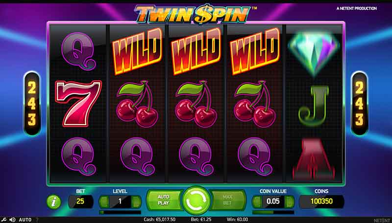 TwinSpin Screenshot