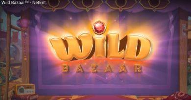 Wild Bazaar gokkast NetEnt
